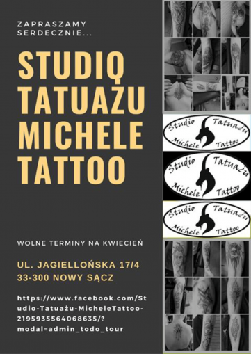 Studio Tatuażu Michele Tattoo
