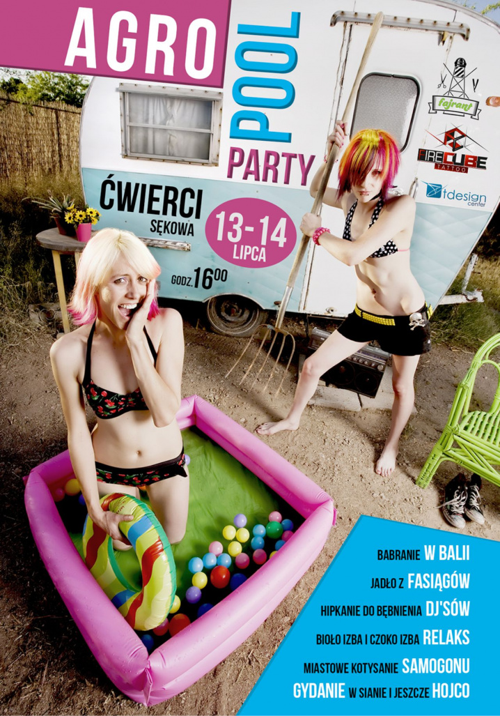 AGRO POOL PARTY
