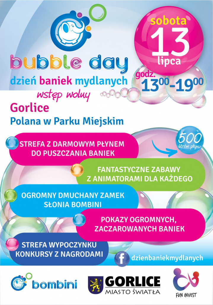 Bubble Day - Gorlice